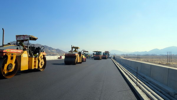 Antalya - Korkuteli - söğüt - 2. Region border highway construction between km: 39+500 - 77+ 300 and km: 82+200 - 143+579