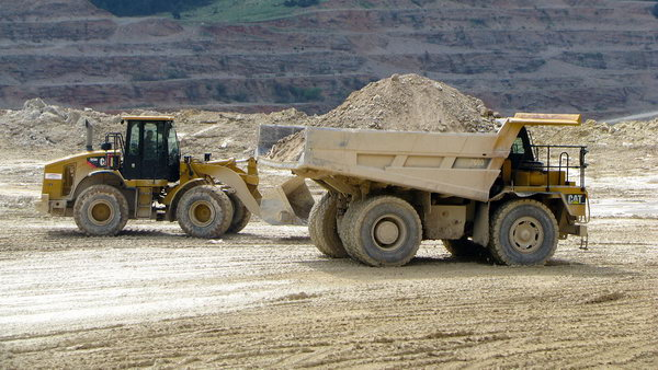 Gallery Construction for Iron Ore Processing & Operation
