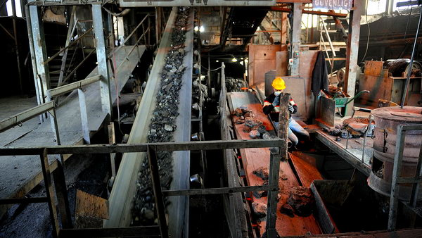 Revision of TKİ-GLİ Tunçbilek coal processing plant and washing of 10.000.000 tons of coal